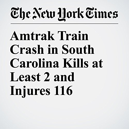 Amtrak Train Crash in South Carolina Kills at Least 2 and Injures 116 copertina