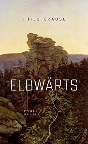 Buchseite und Rezensionen zu 'Elbwärts: Roman' von Thilo Krause