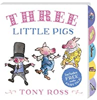 The Three Little Pigs (My Favourite Fairy Tale Board Book)