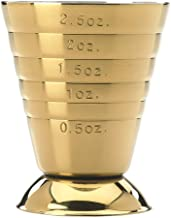 Barfly Drink Measure, 2.5 oz, Gold