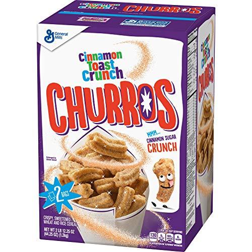 Cinnamon Toast Crunch Churros Cereal (44.25 oz.)