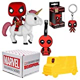 Funko Marvel Collector Corps Subscription Box - Deadpool Theme, July, Multicolor