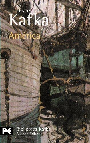 América (El Libro De Bolsillo - Bibliotecas De Autor - Biblioteca Kafka)