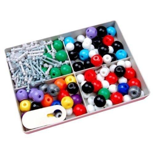 240 pz, Modello molecolare, Chimica organica e inorganica, Atom scientifica chimica molecolare modelli link insegnamento Kit Set by DELIAWINTERFEL