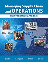 Managing Supply Chain and Operations: An Integrative Approach