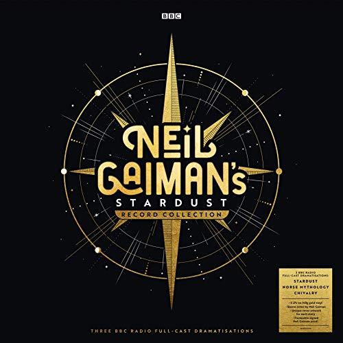 Neil Gaiman's Stardust Record Collection (140g Gold Vinyl) - 750 Signed [Vinilo]