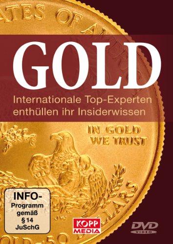 Gold, Internationale Top-Experten enthüllen ihr Insiderwissen, DVD