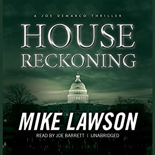 House Reckoning audiobook cover art