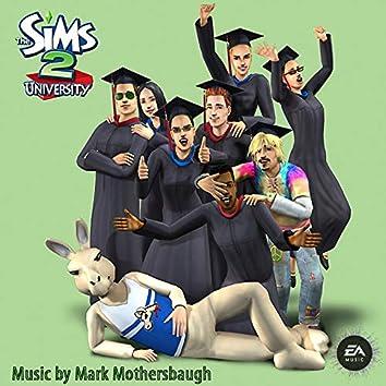 The Sims 2: University (Original Soundtrack)