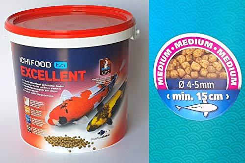 aquatic_science Medium 4kg ICHI Food Excellent 4-5 MM
