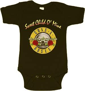 Guns 'N Roses Sweet Child O' Mine Baby Bodysuit