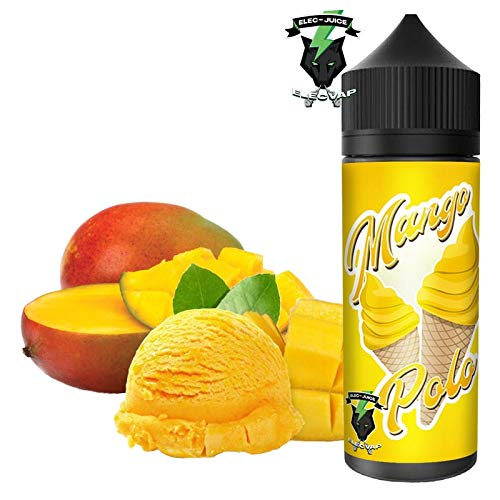 E-Liquid MANGOPOLO | 120ML TPD | ElecVap