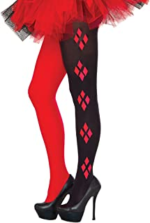 Costume Co - Harley Quinn Adult Tights