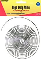 Kemper High Temp Wire 17 Gauge 10 Feet Great General Purpose Support Wire by Kemper