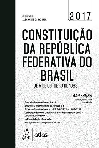 Constituição da República Federativa do Brasil: De 5 de Outubro de 1988