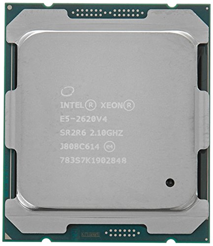 Intel BX80660E52620V4 CPU/Xeon E5-2620 v4 2.10 GHz Processor Box - Blue