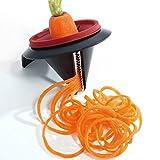 CER0T Vegetal Espiral Slicer Pelador Embudo Modelo Veggetti Peeler Cocina Gadget Herramienta de Cocina