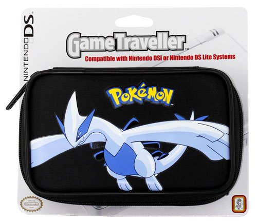 Nintendo DS Lite - Tasche Pokemon Heart Gold / Soul Silver (farblich sortiert, 1 Stück)