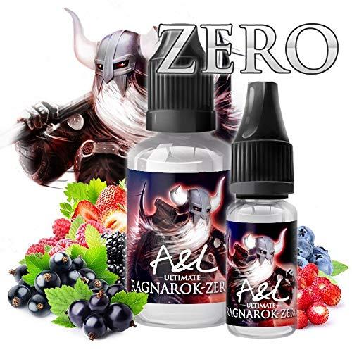 Concentré Ragnarok Zero Ultimate 30 ml - Sans nicotine et sans tabac.