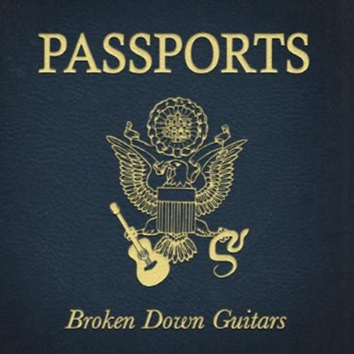 Broken Down Guitars