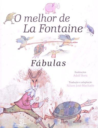 O melhor de La Fontaine: Fábulas