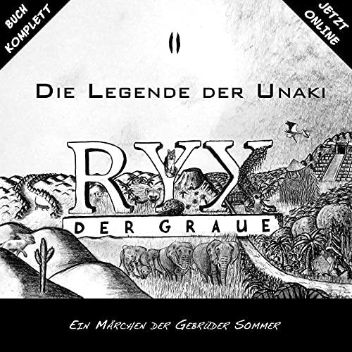 Ryx der Graue Podcast By Die Gebrüder Sommer cover art