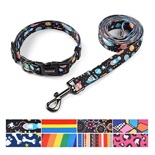 Ihoming with Leash Set Dog Collar