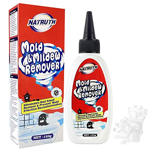 NATRUTH Mold Remover Gel, Gentle Household Mold Miracle Remover Gel Mildew...
