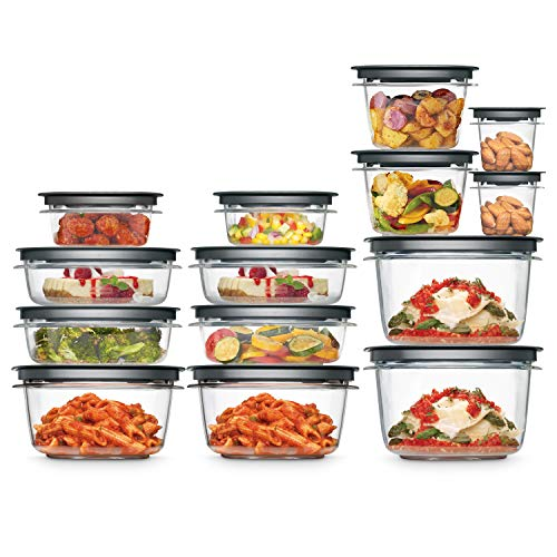 Rubbermaid Meal Prep Premier Food Storage Container