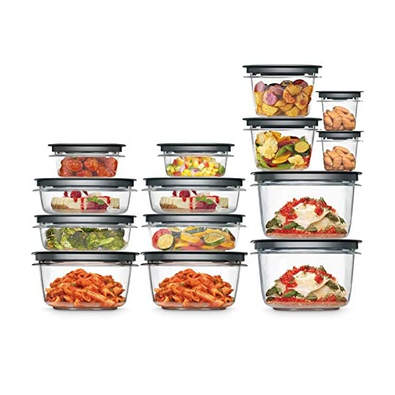 Rubbermaid-2108373-Meal-Prep-Premier-Food-Storage-Container