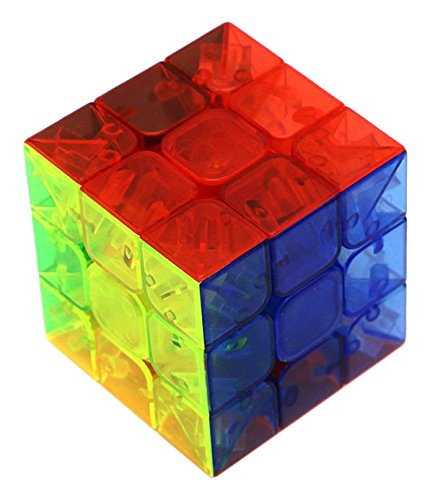 Little Treasures Cube Colored Stickerless Adjustable Tension Cube