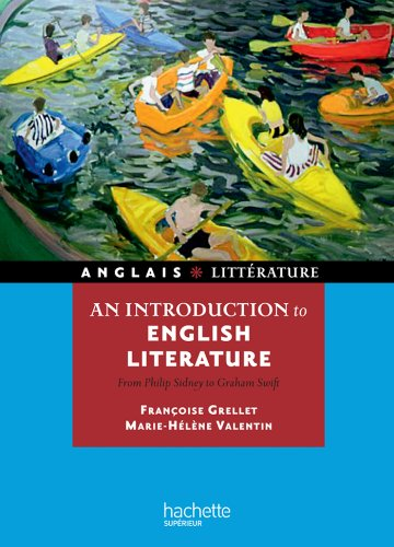 An introduction to english literature - From Philip Sidney to Graham Swift (HU)