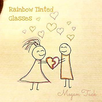Rainbow Tinted Glasses