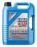 Liqui Moly 1435 Súper Diesel Leichtlauf 10W-40, BOOKLET, 5 L