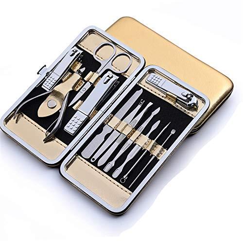 Doppelseitige Fingernagelfeile, Nagelpilzentferner, Fußnagelknipser/Fingernagelknipser, Nagelknipser, Nagelknipser, Nagelknipser, strapazierfähige Nagelzange