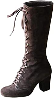 lava lace up buckle boots