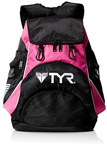 TYR Alliance Team Mini Backpack - Black / Pink