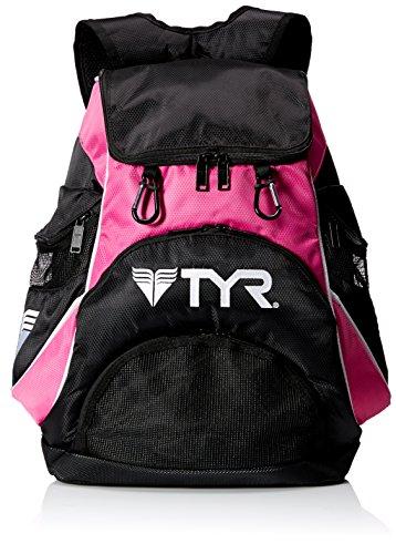 TYR Alliance Team Mini Backpack - Black / Pink