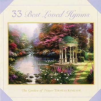 Thomas Kinkade: 33 Best Loved Hymns