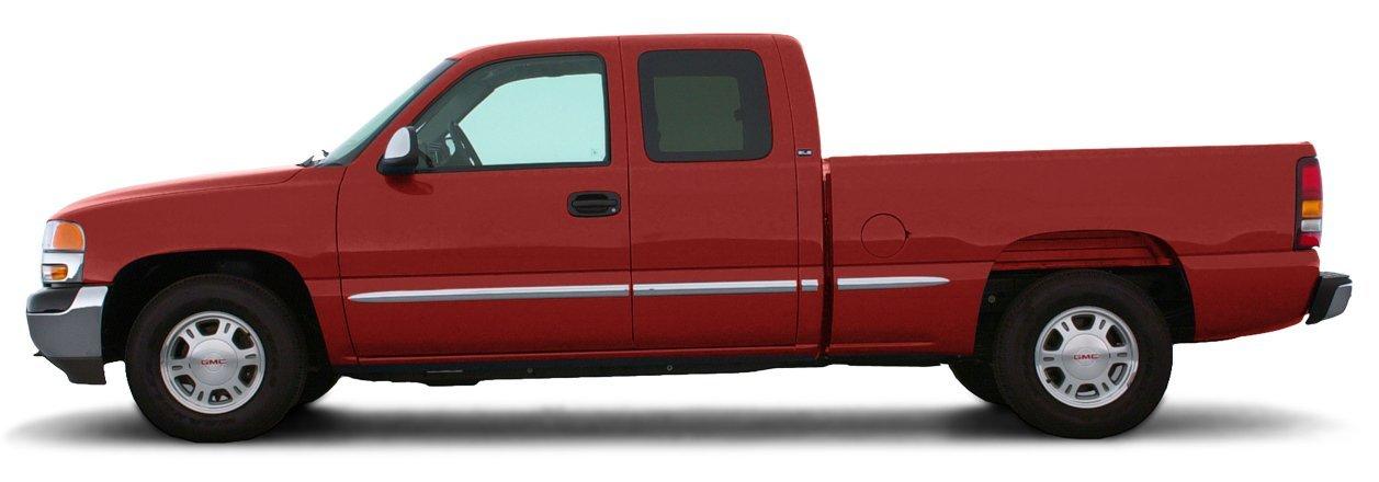 ... 2000 GMC Sierra 1500 SL, 3-Door Extended Cab 143.5