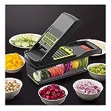 Picadora de verduras Cortador de verduras, multi-función de