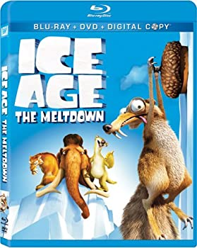 Ice Age  The Meltdown  Blu-ray/DVD + Digital Copy