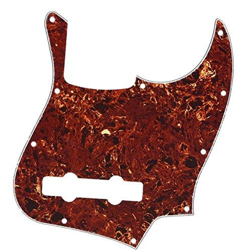 Desconocido 5 Cuerdas Jazz J Bass Pickguard Tornillos para American Fender Scratch Plate, 5, As Pic