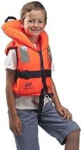 PLASTIMO Baby's/kinderen reddingsvest Typhoon 100 N, kleur oranje, maat 3-10 kg, 58614