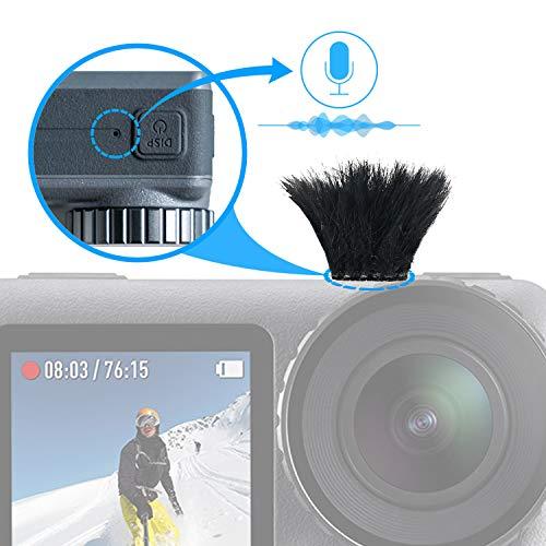 YOUSHARES Voorruit voor DJI OSMO Camera Microfoon