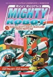 Ricky Ricotta's Mighty Robot vs. The Naughty Nightcrawlers From Neptune: 8