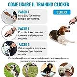 Zoom IMG-1 diyife clicker per cani 2