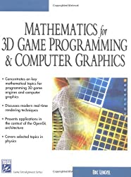 Mathematics for 3D game programming & computer graphics