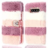 LLZ.COQUE For Samsung Galaxy S7 Edge Case Super Soft Faux