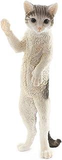 [ファンシー] ca80 (サバトラ) 誕生日プレゼント 女性 人気 彼女 ホワイトデーお返し贈り物 ネコ 茶トラ 猫 母 父 プレゼント ギフト 置物 インテリア ガーデニング ガーデンオーナメント 猫 好き な 人 へ の プレゼント 結婚...